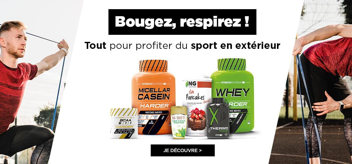 https://ahead.fitnessboutique.fr/Découvrez notre sélection, tout pour profiter du sport en extérieur, FitnessBoutique