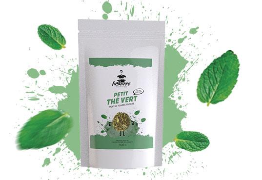 Petit Thé vert Bio